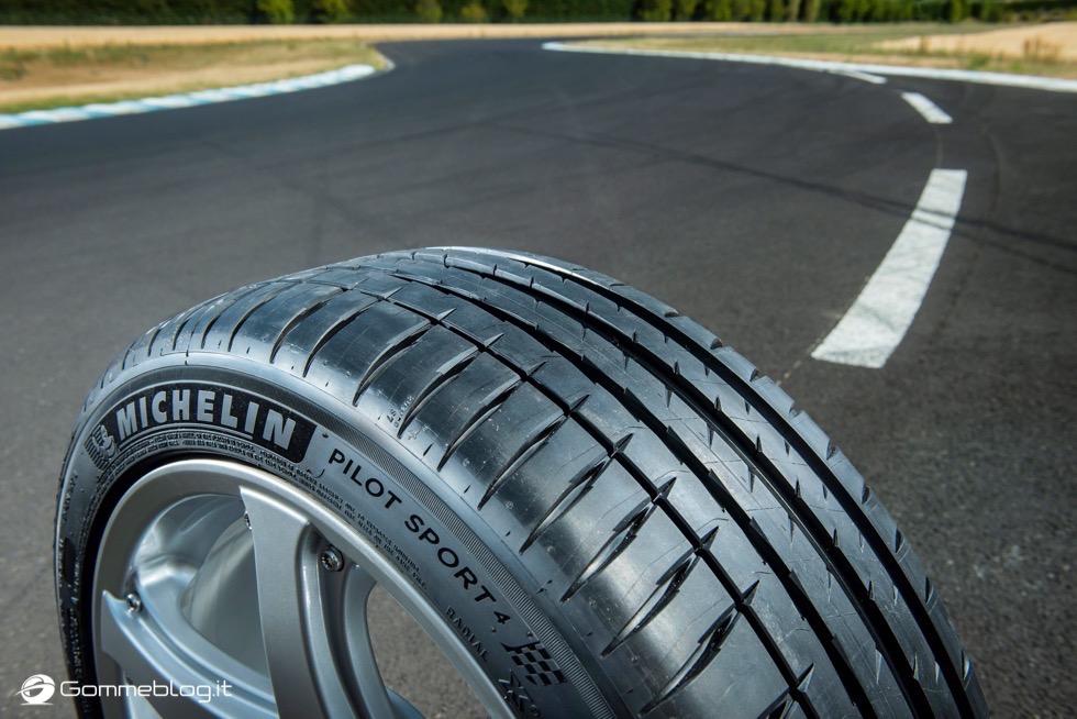 Michelin Pilot Sport 4: Test, Caratteristiche, Prestazioni 8