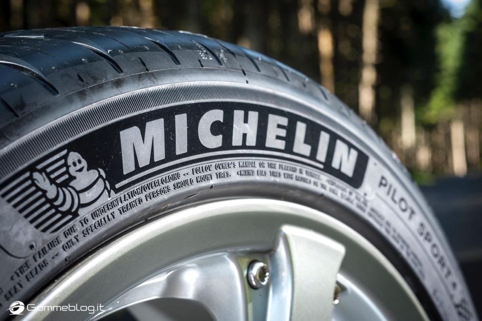 Michelin Pilot Sport 4: Test, Caratteristiche, Prestazioni 22