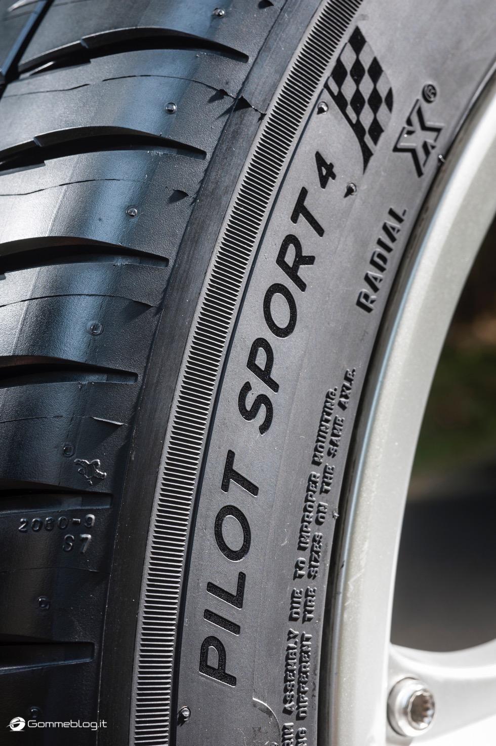 Michelin Pilot Sport 4: Test, Caratteristiche, Prestazioni 24