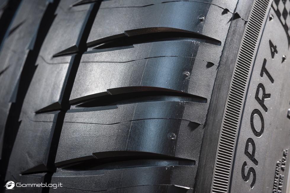 Michelin Pilot Sport 4: Test, Caratteristiche, Prestazioni 15