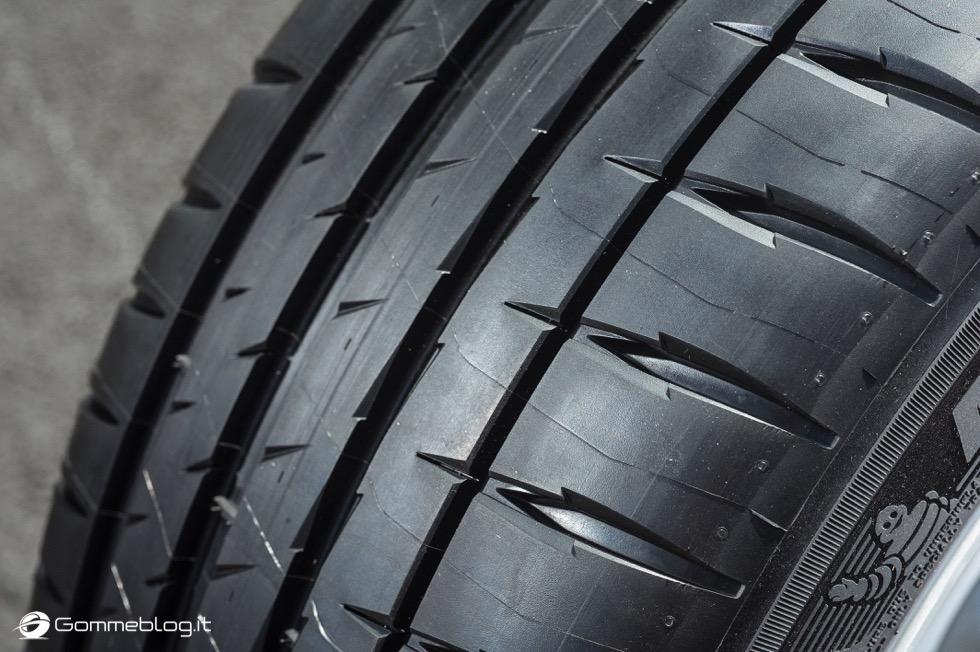 Michelin Pilot Sport 4: Test, Caratteristiche, Prestazioni 11