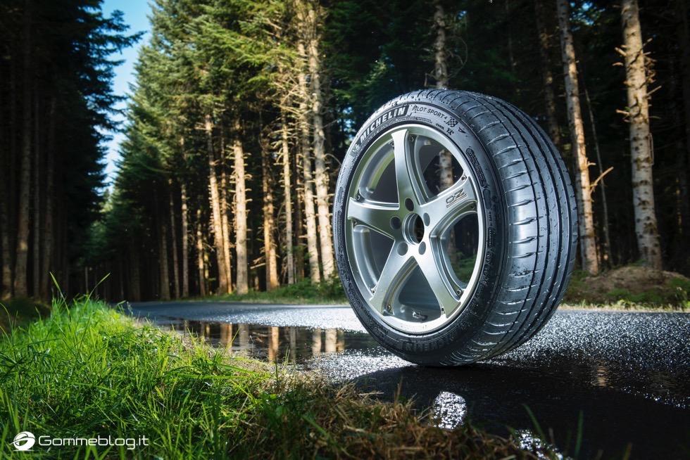 Michelin Pilot Sport 4: Test, Caratteristiche, Prestazioni 18