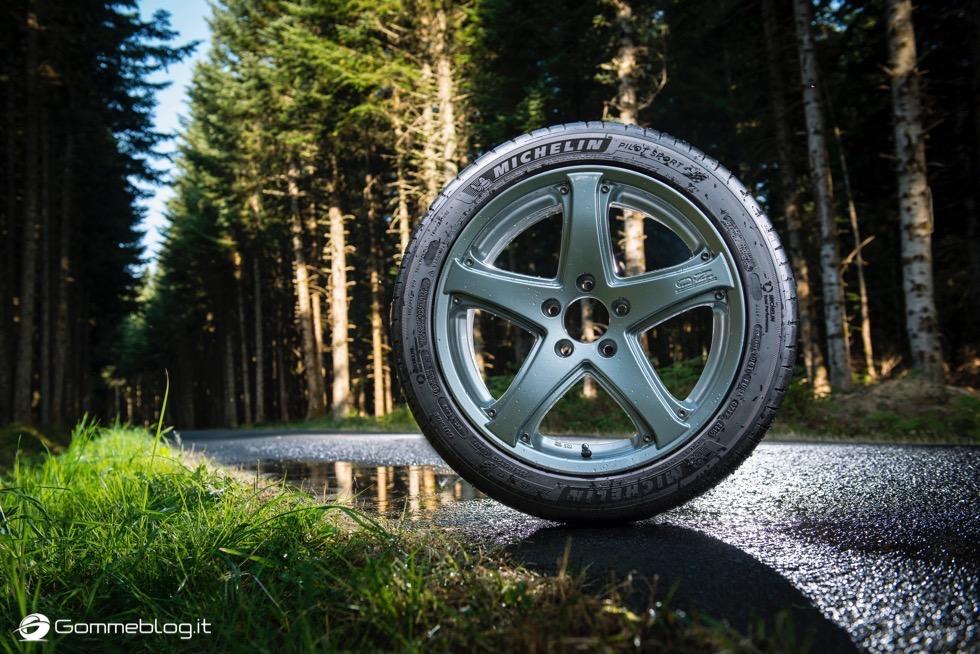 Michelin Pilot Sport 4: Test, Caratteristiche, Prestazioni 25
