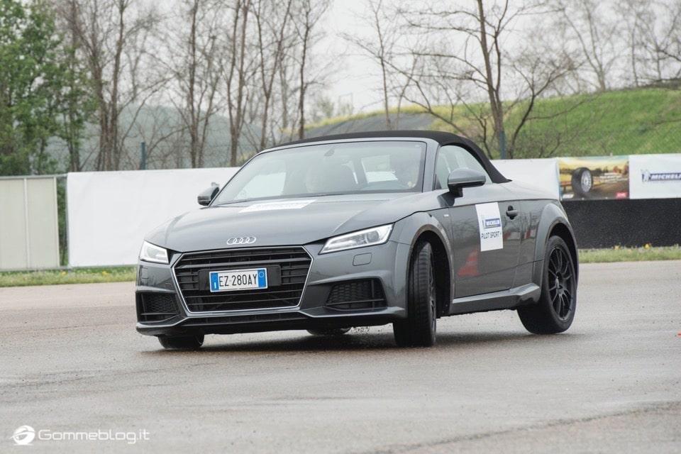 Michelin Pilot Sport 4: Test, Caratteristiche, Prestazioni 6