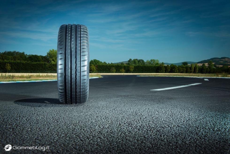 Michelin Pilot Sport 4: Test, Caratteristiche, Prestazioni 14