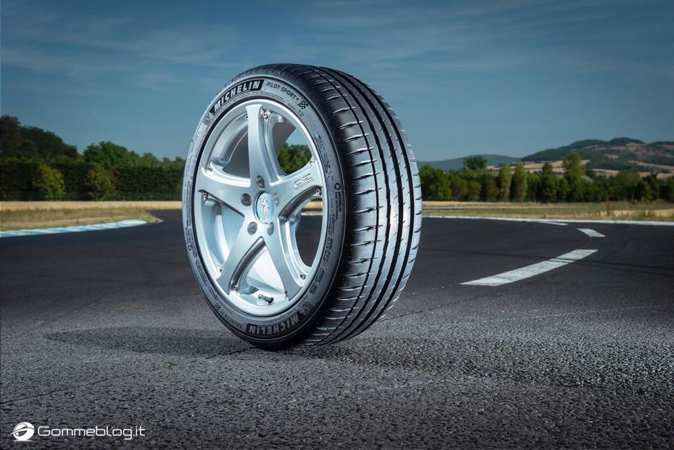 Michelin Pilot Sport 4: Test, Caratteristiche, Prestazioni 13