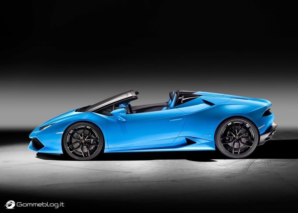 Lamborghini Huracán LP 610-4 Spyder : FULL GALLERY 2