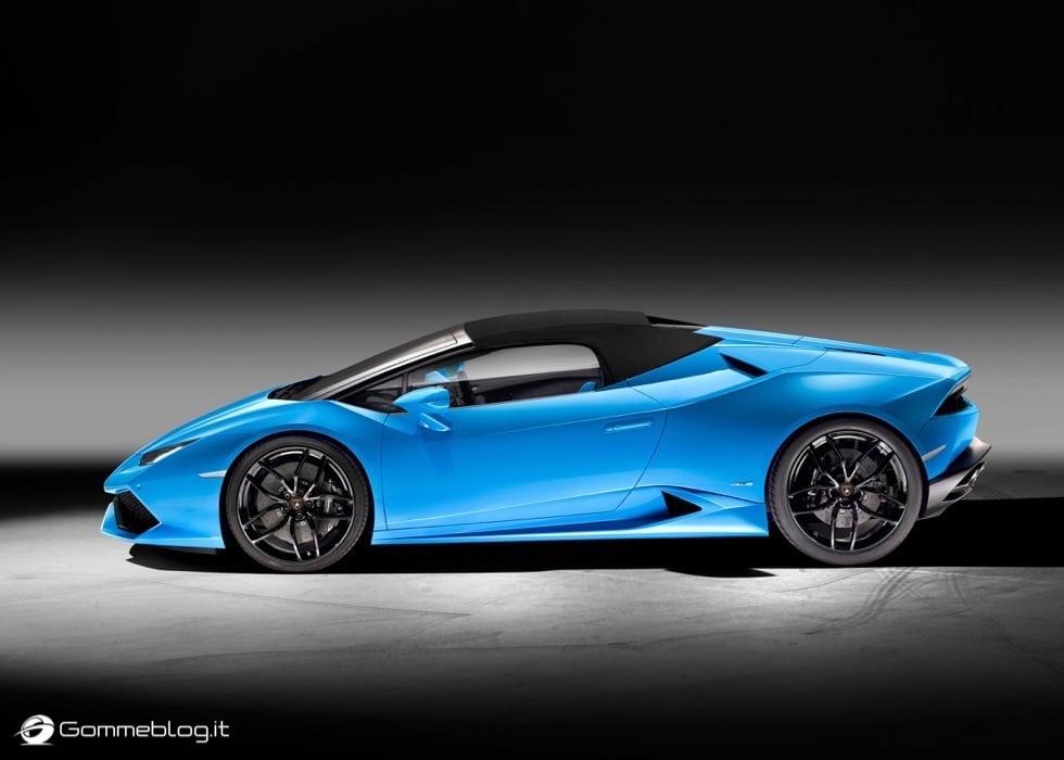 Lamborghini Huracán LP 610-4 Spyder : FULL GALLERY 3