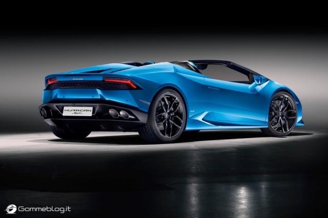 New Lamborghini Huracán LP 610-4 Spyder - 7