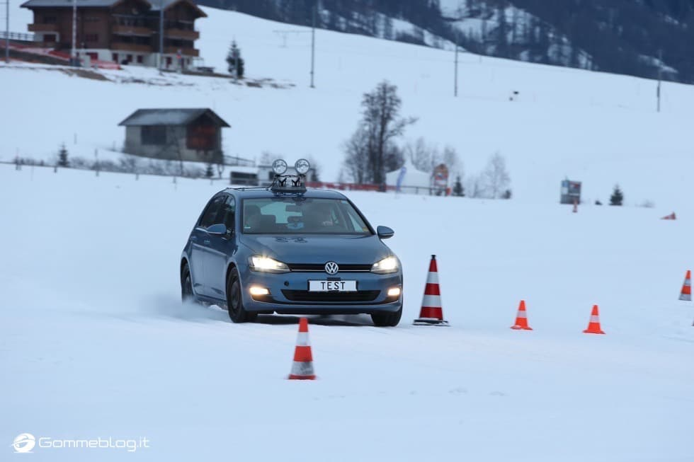 Pneumatici Invernali 2015 Test TCS: Misura 165/70 R14 81T 8