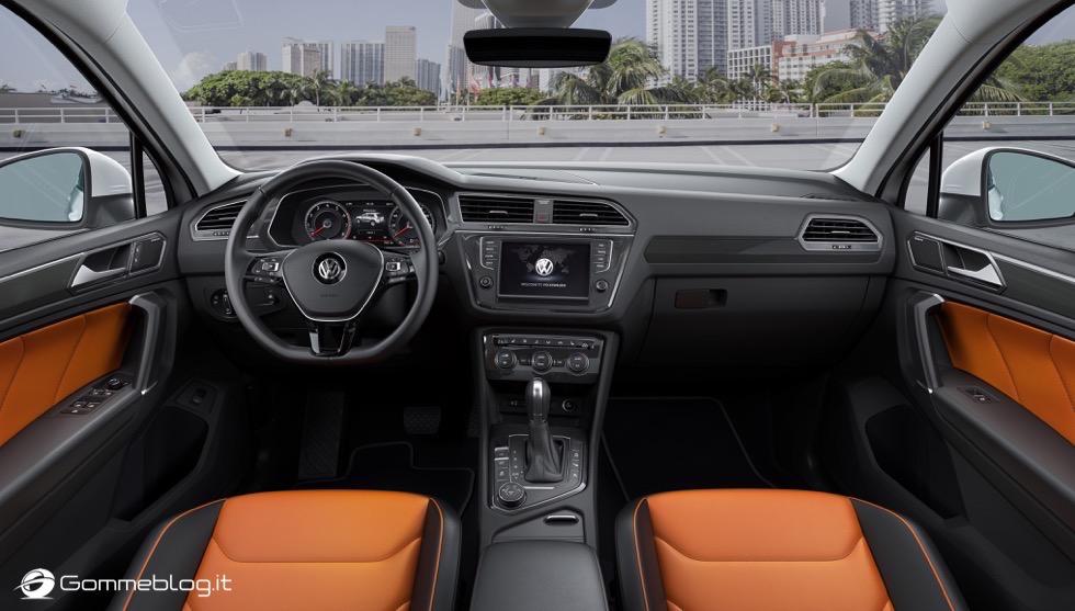 Volkswagen Tiguan 2016: La Galleria Immagini Completa 2