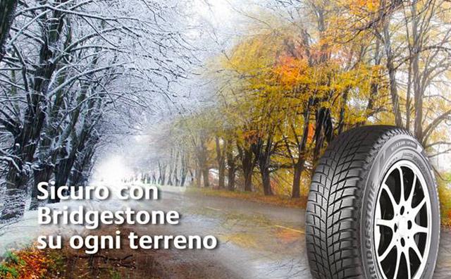 Gomme Neve Bridgestone 2015: nuova promozione speciale