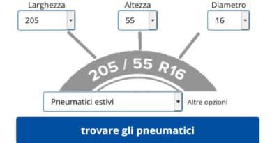 Gommadiretto.it SCONTO Prezzi Pneumatici e Gomme Auto 3