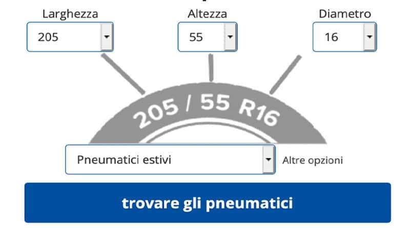 Gommadiretto.it SCONTO Prezzi Pneumatici e Gomme Auto 2