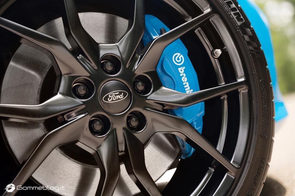 La nuova Ford Focus RS: per lei gomme MICHELIN Pilot Sport Cup 2 e Pilot Super Sport 19