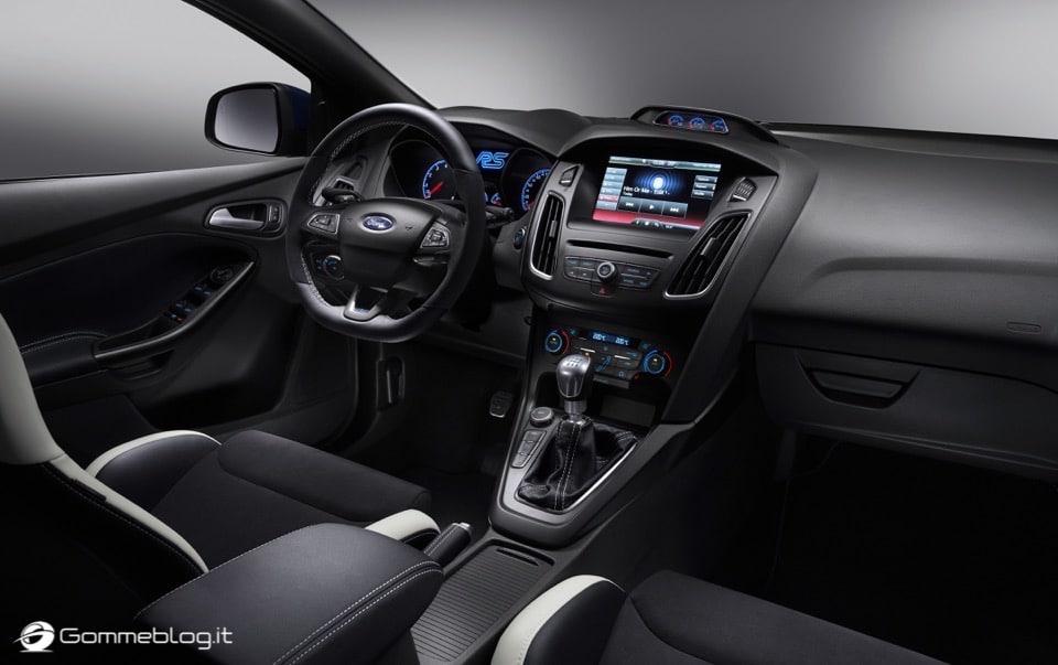 La nuova Ford Focus RS: per lei gomme MICHELIN Pilot Sport Cup 2 e Pilot Super Sport 7