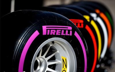 Pirelli PZero Purple: Test del nuovo pneumatico Ultrasoft F1 2016