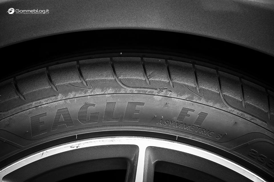 Pneumatici Jaguar XF: Goodyear Eagle F1 Asymmetric 3 per prestazioni massime 1