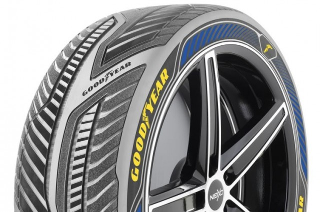 Goodyear IntelliGrip