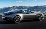 Bridgestone partner ufficiale del nuovo progetto Aston Martin DB11