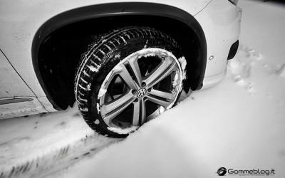 Michelin Pilot Alpin 4: TEST Pneumatici Invernali 2016