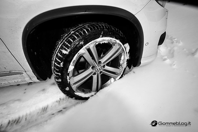 Test Michelin Pilot Alpin 4 PA4