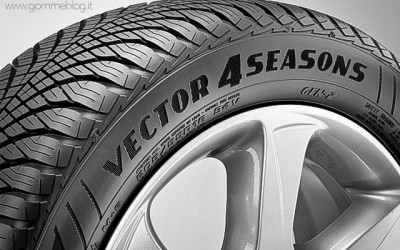 Pneumatici Ford: Goodyear Vector 4Seasons per Fiesta, Focus, Galaxy, C-Max, S-Max