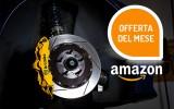 Freni Brembo: promozione Amazon su Freni a Disco, Pastiglie ed Accessori Brembo