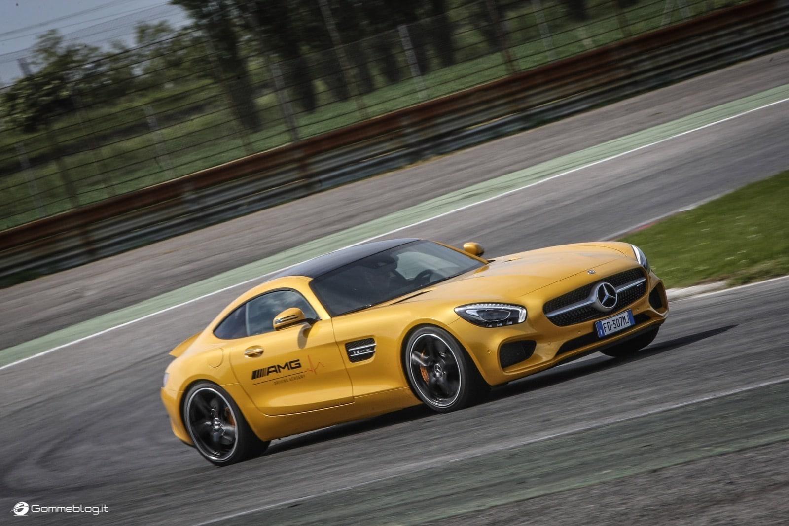 AMG Driving Academy, il Corso di Guida Sportiva Top Performance 19