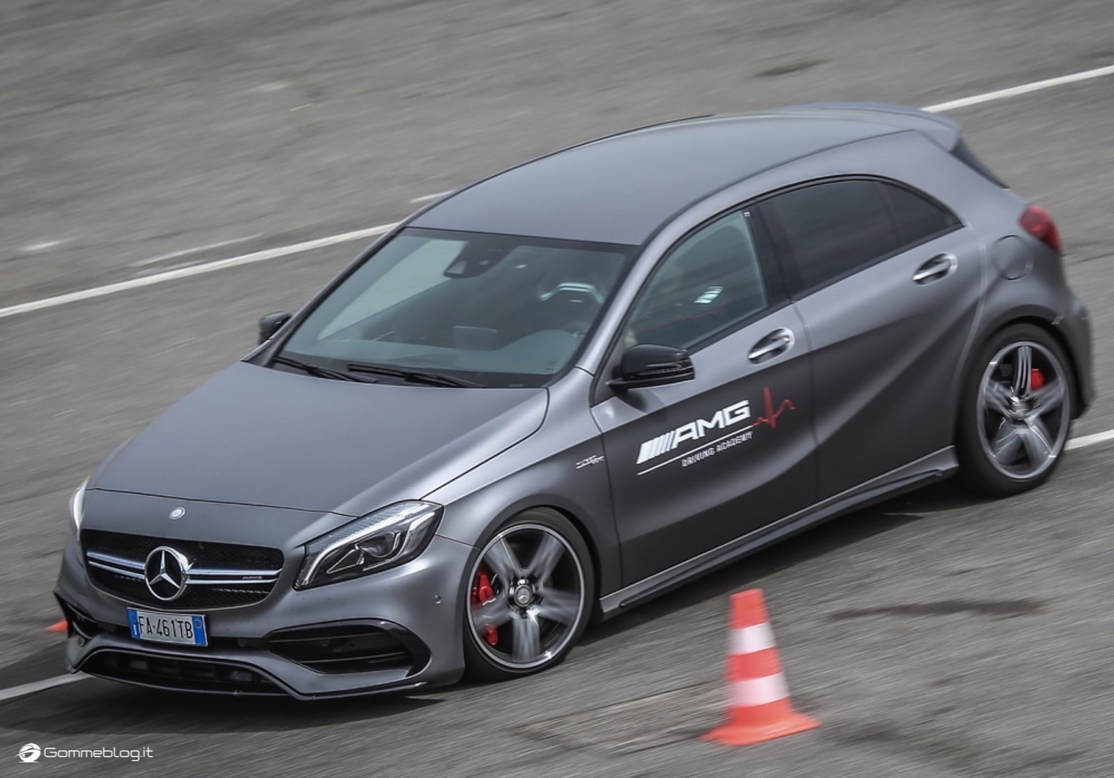 AMG Performance Day: Scende in pista l'Italia High Performance [VIDEO] 23