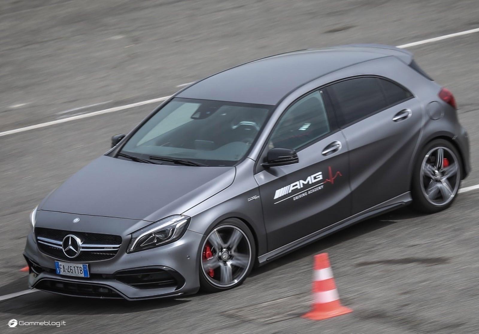 AMG Driving Academy, il Corso di Guida Sportiva Top Performance 18