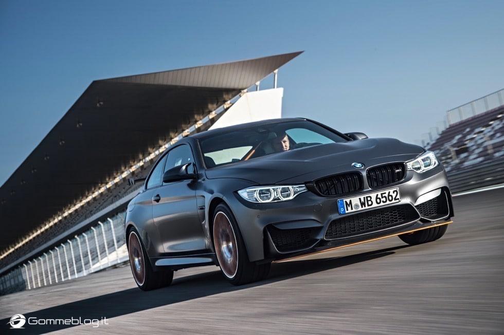 Pneumatici BMW: Michelin Pilot Sport Cup 2 per la BMW M4 GTS 15