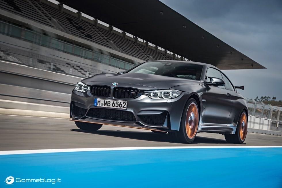 Pneumatici BMW: Michelin Pilot Sport Cup 2 per la BMW M4 GTS 12
