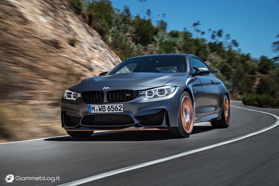 Pneumatici BMW: Michelin Pilot Sport Cup 2 per la BMW M4 GTS 11