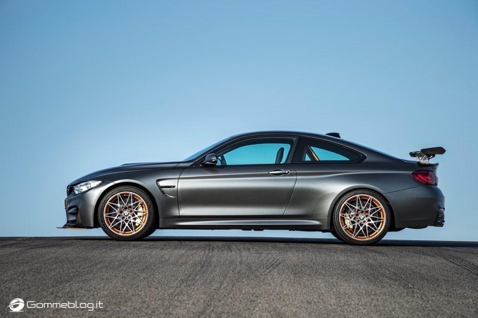 Pneumatici BMW: Michelin Pilot Sport Cup 2 per la BMW M4 GTS 10