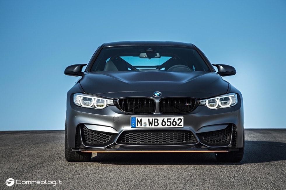 Pneumatici BMW: Michelin Pilot Sport Cup 2 per la BMW M4 GTS 8
