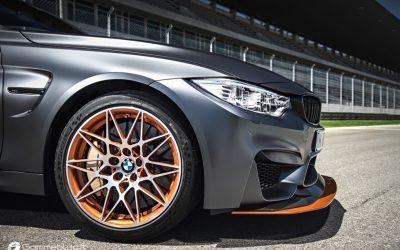 Pneumatici BMW: Michelin Pilot Sport Cup 2 per la BMW M4 GTS