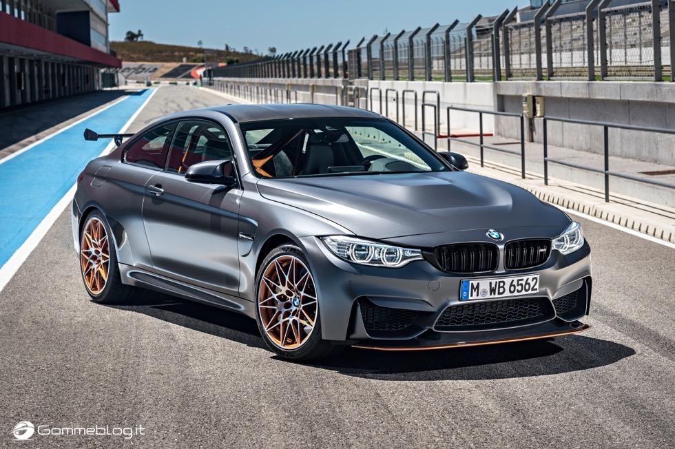 Pneumatici BMW: Michelin Pilot Sport Cup 2 per la BMW M4 GTS 6