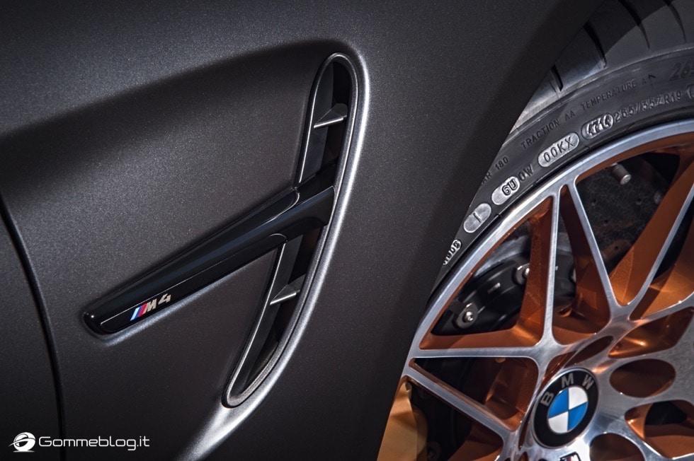 Pneumatici BMW: Michelin Pilot Sport Cup 2 per la BMW M4 GTS 5