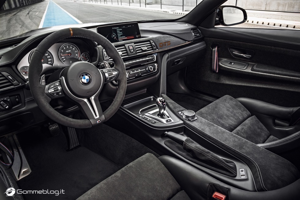 Pneumatici BMW: Michelin Pilot Sport Cup 2 per la BMW M4 GTS 3