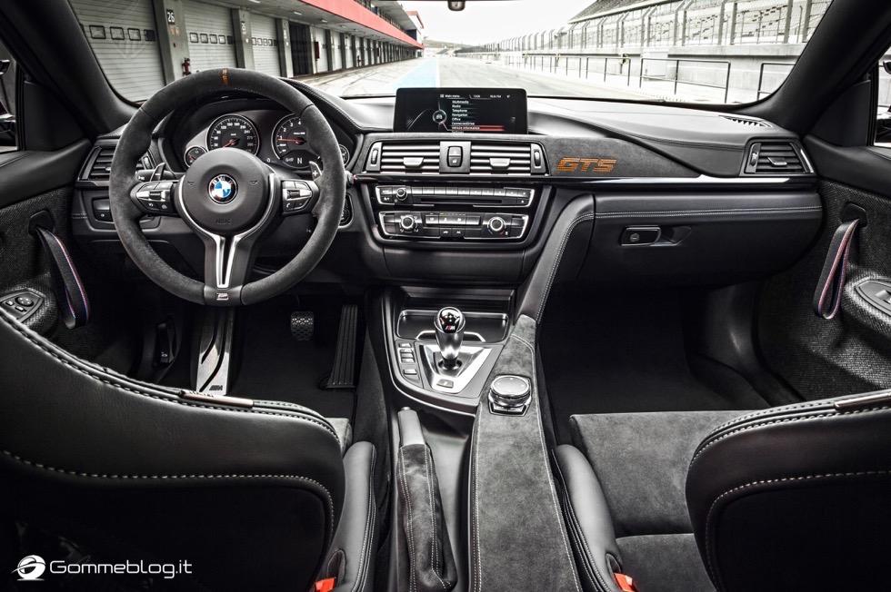 Pneumatici BMW: Michelin Pilot Sport Cup 2 per la BMW M4 GTS 2