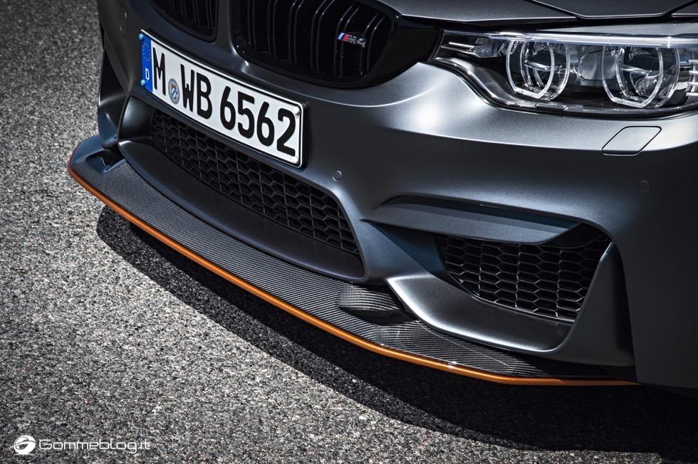 Pneumatici BMW: Michelin Pilot Sport Cup 2 per la BMW M4 GTS 1
