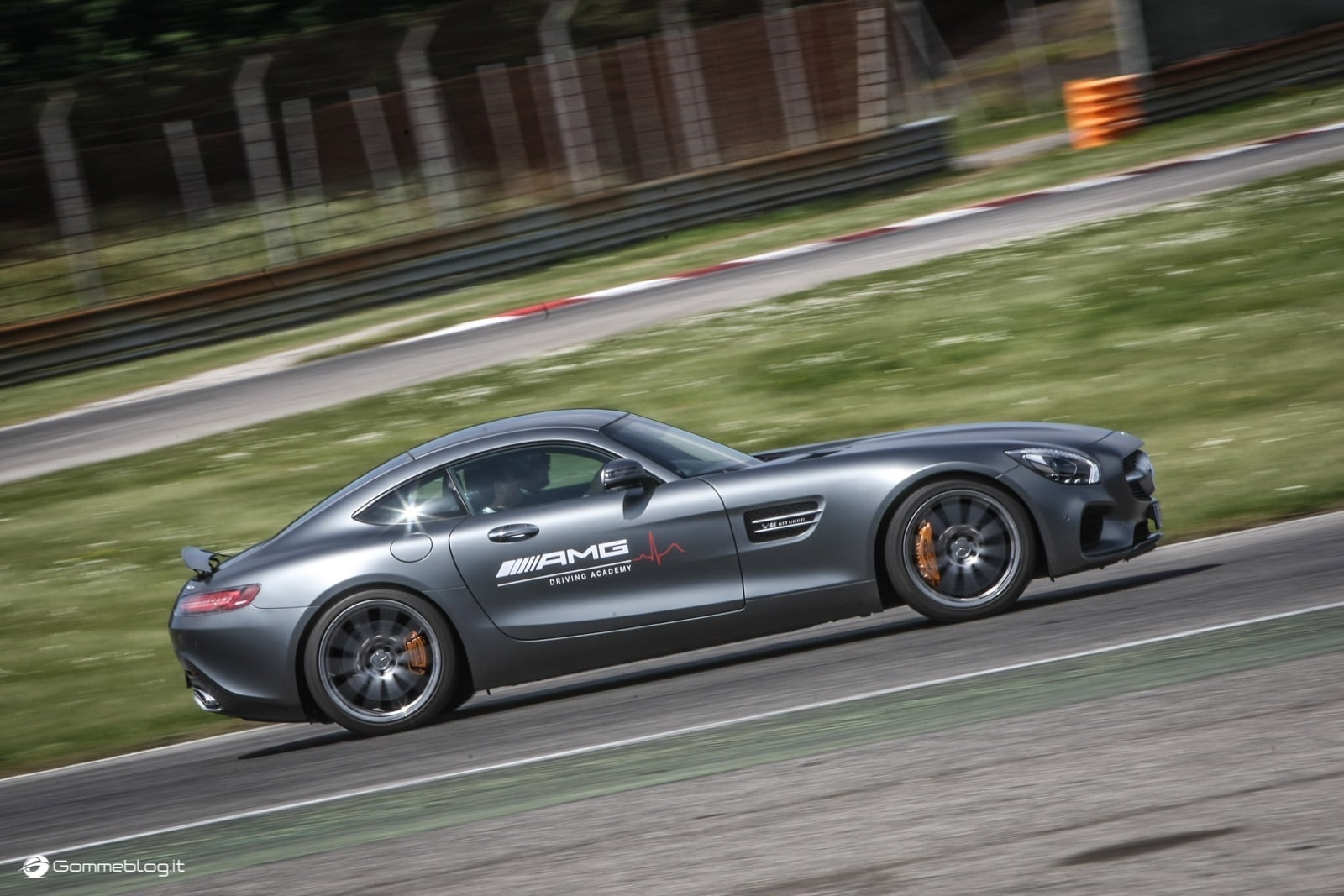 AMG Performance Day: Scende in pista l'Italia High Performance [VIDEO] 4