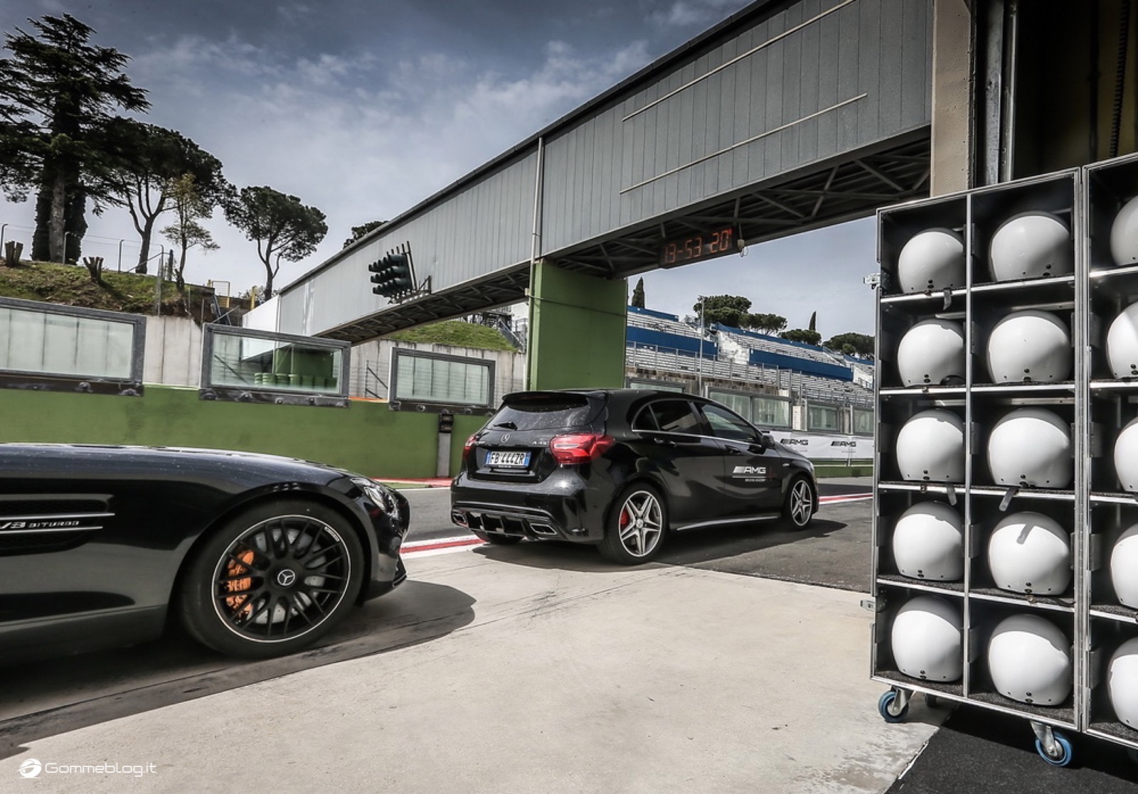 AMG Performance Day: Scende in pista l'Italia High Performance [VIDEO] 14