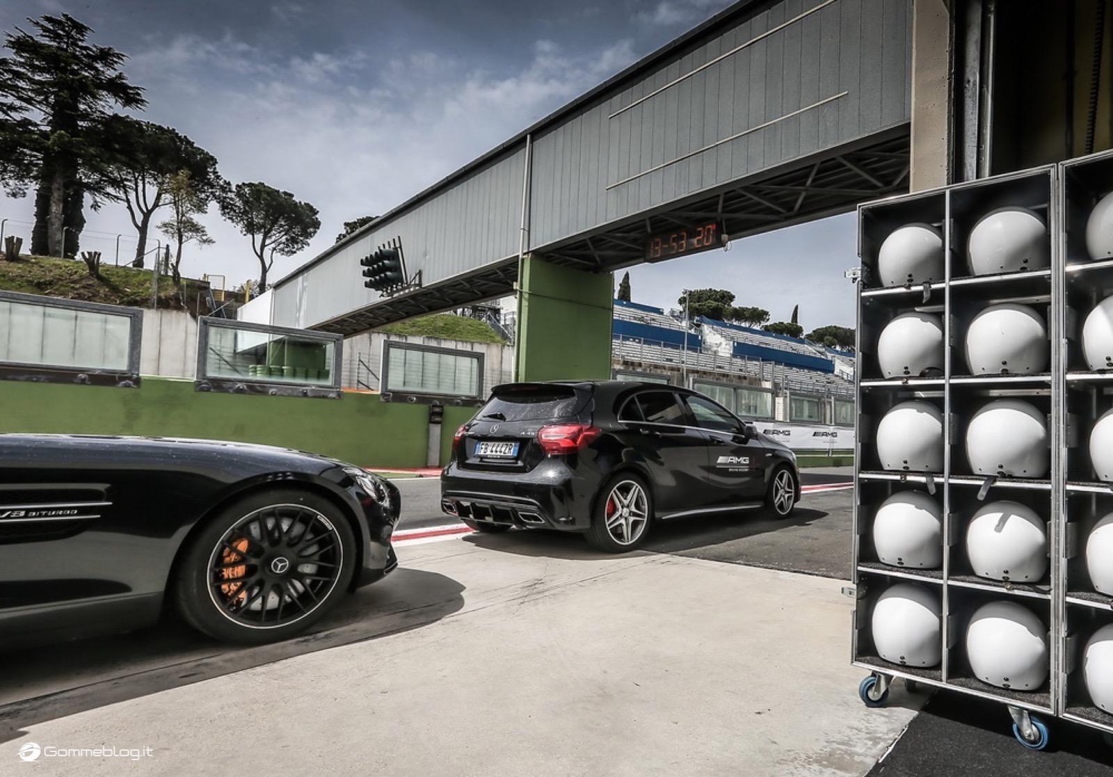 AMG Driving Academy, il Corso di Guida Sportiva Top Performance