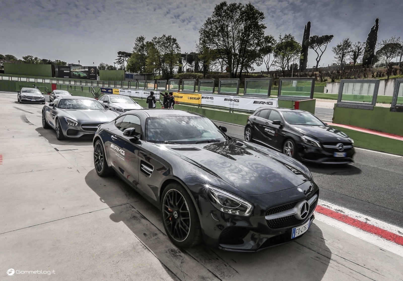 AMG Performance Day: Scende in pista l'Italia High Performance [VIDEO] 13