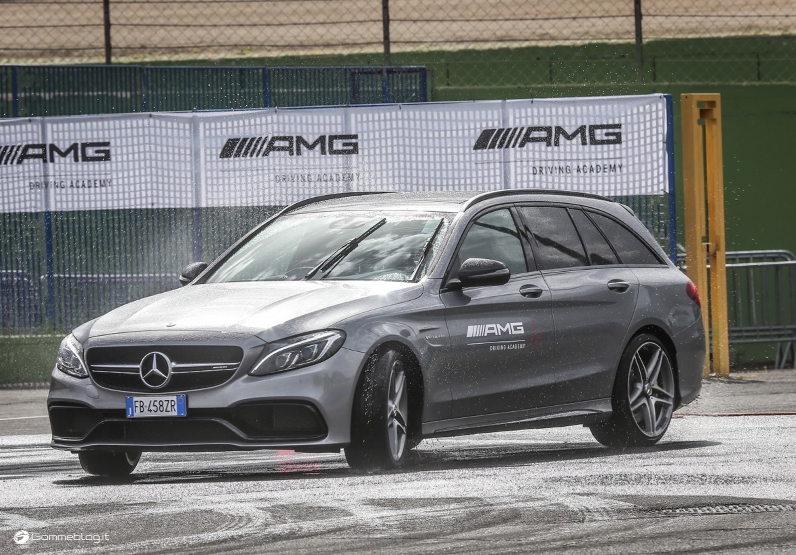 AMG Performance Day: Scende in pista l'Italia High Performance [VIDEO] 12