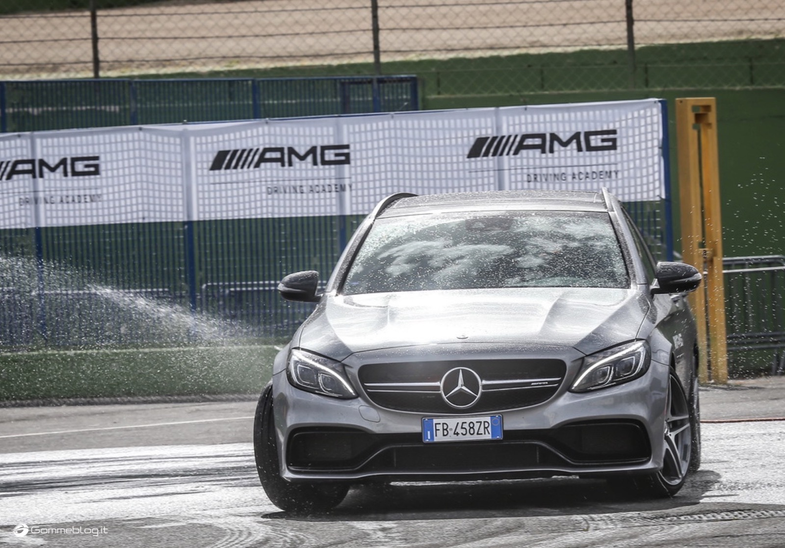 AMG Performance Day: Scende in pista l'Italia High Performance [VIDEO] 11