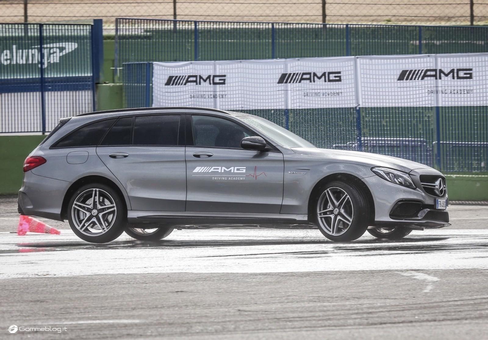 AMG Driving Academy, il Corso di Guida Sportiva Top Performance 5