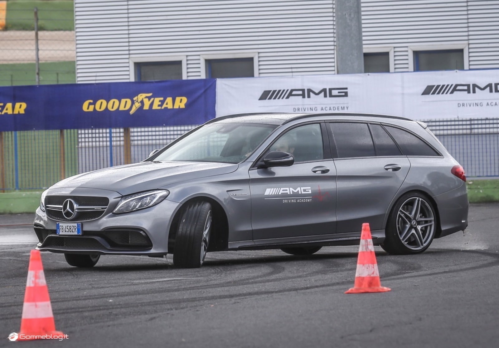 AMG Performance Day: Scende in pista l'Italia High Performance [VIDEO] 9